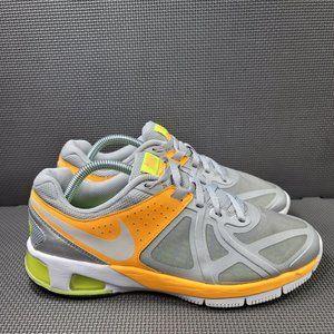 Womens Sz 10 Grey Nike Air Max Run Lite 5 Running